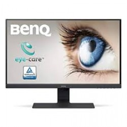 BenQ Monitor-IPS,Border Less,VGA,Dual HDMI,Speaker & Wall Mountable