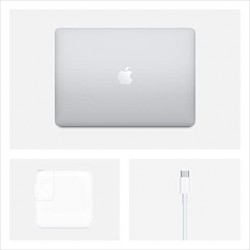 Apple Macbook Air 13 - Inch / 2 GHz Dual Core i7 / 8 GB Ram / 256 GB SSD / Silver