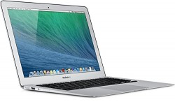 Apple Macbook Air 13 - Inch / 1.6 GHz Dual Core i5 / 4 GB Ram / 128 GB SSD / Silver