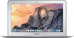 Apple MacBook Air 13 - Inch / 1.6 GHz Dual-Core Intel Core i5 / 4 GB Ram / 128 GB SSD / Silver